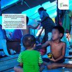 Anak-anak Pengungsian di Sulawesi Barat